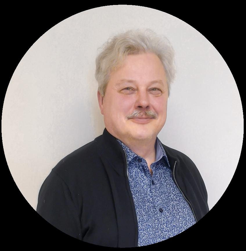 Toimitusjohtaja Tuomo Turunen